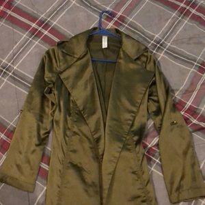 Fashion Nova trench coat